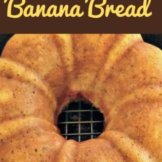 Nanny's BEST Banana Bread
