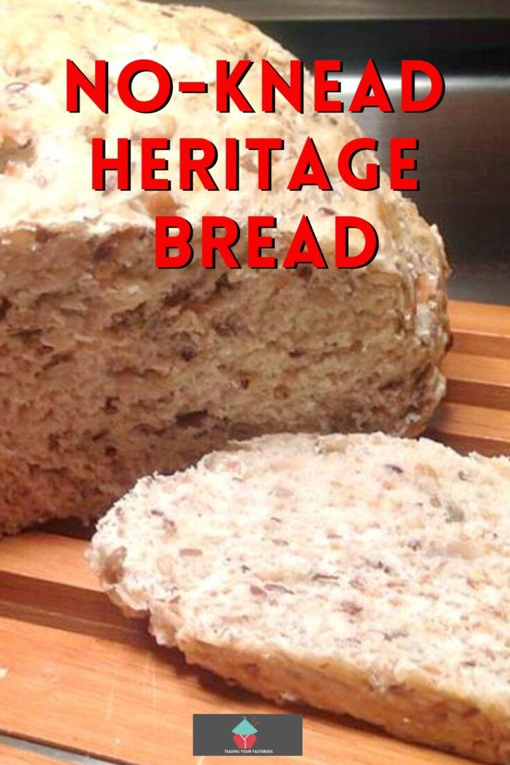 No Knead Heritage BreadP2