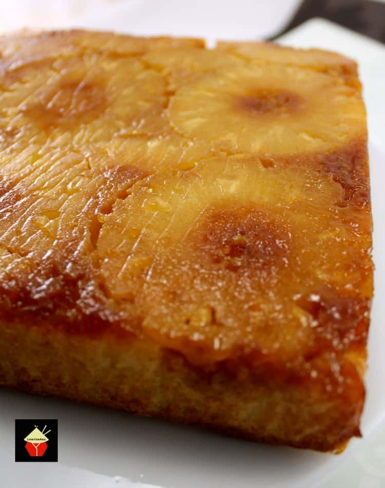 Sugar Free Upside Down Cake Recipe