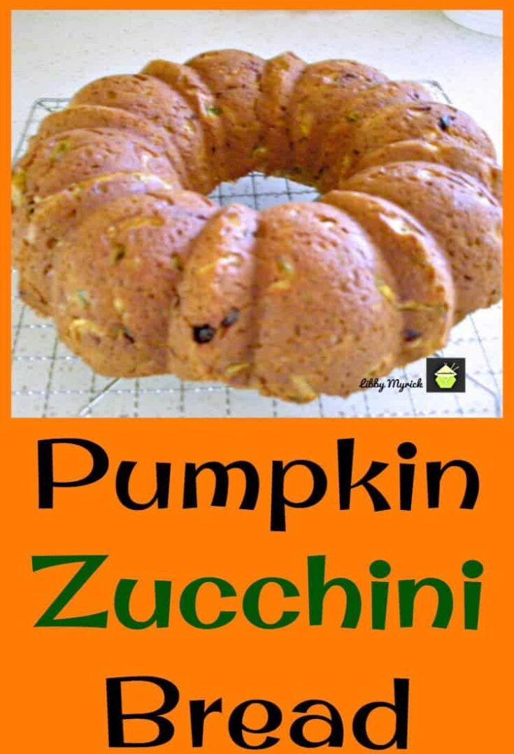Pumpkin Zucchini Bread2