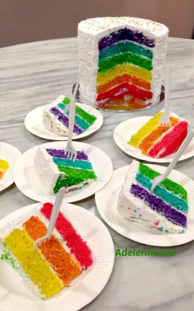 How To Decorate A Birthday Cake Easy