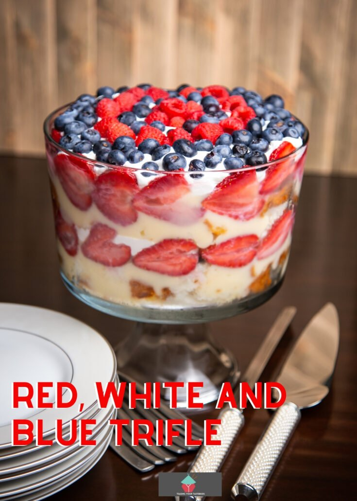 Red White and Blue TrifleH