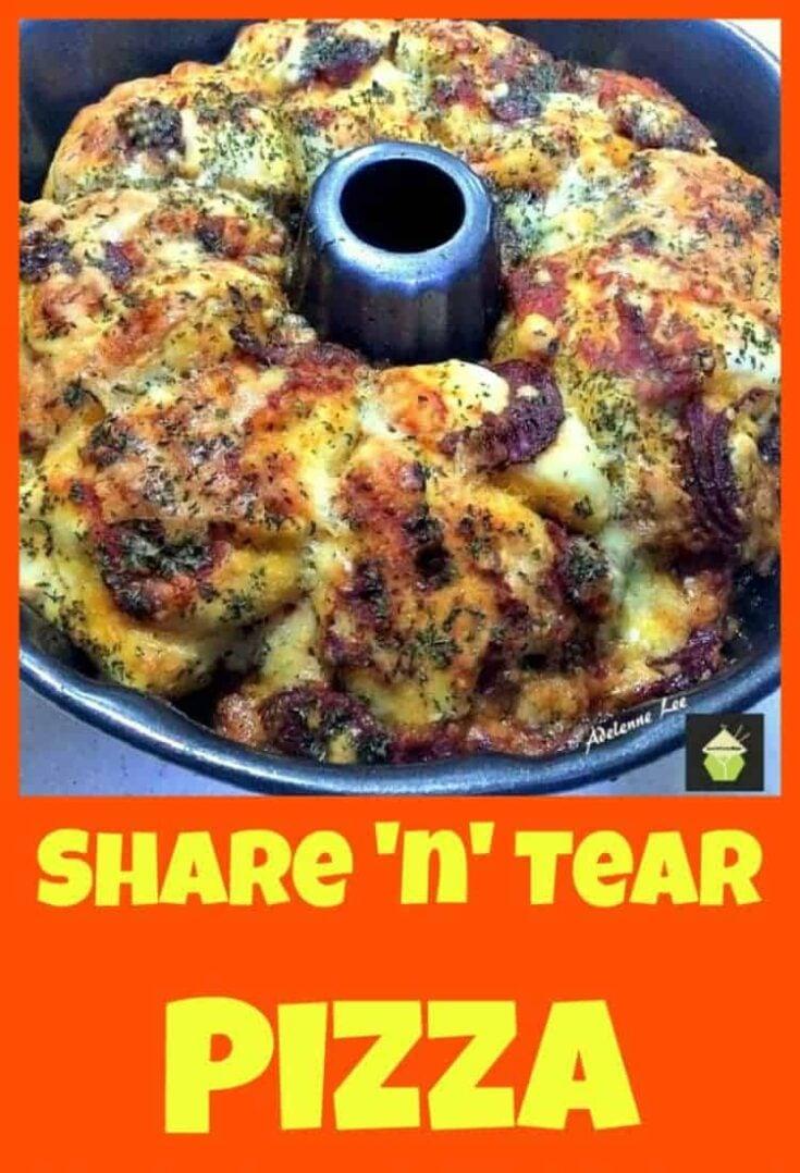 Share n Tear Pizza 2