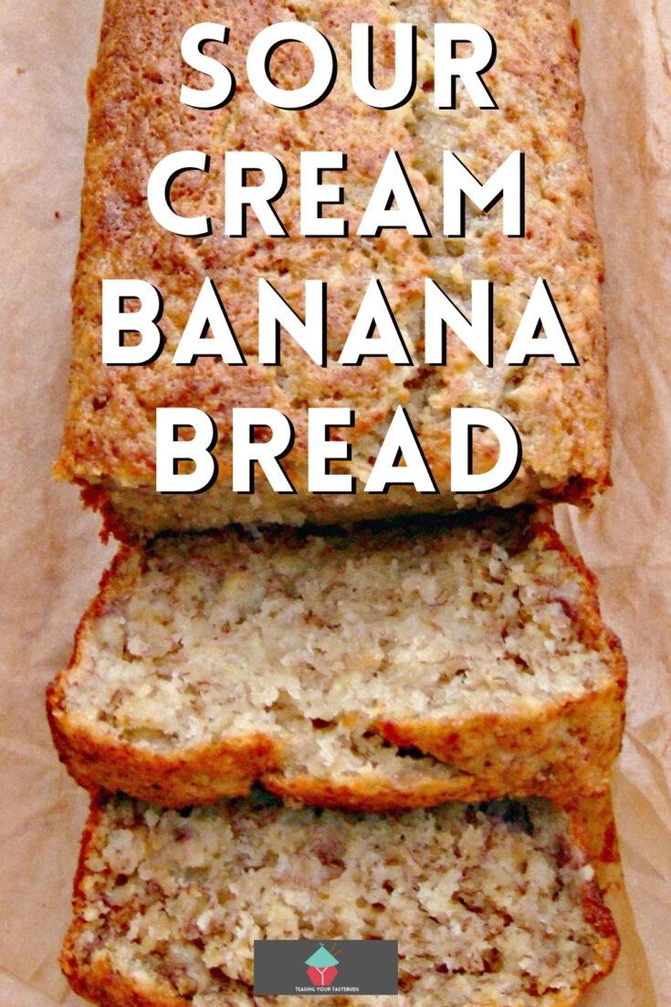 Sour Cream Banana BreadP1