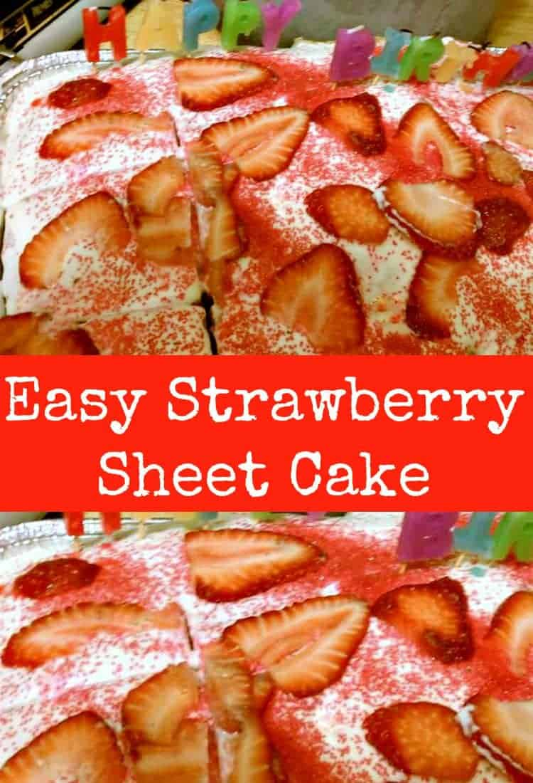 Cake Recipes Using Strawberry Preserves