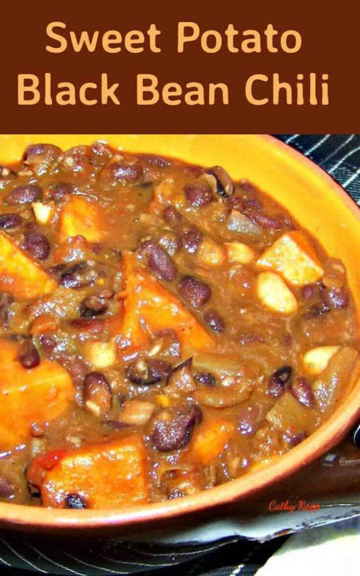 Sweet Potato Black Bean Chili3