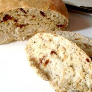 Thyme and Sundried Tomato Bread