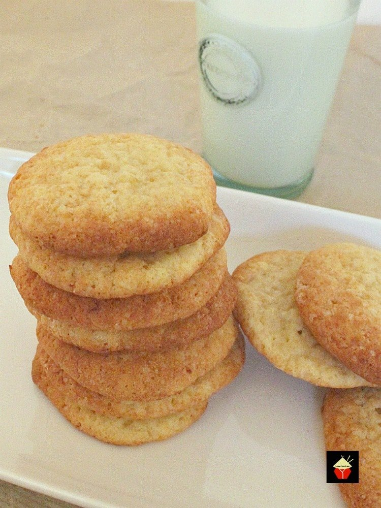 Banana Drop Cookies – Lovefoodies