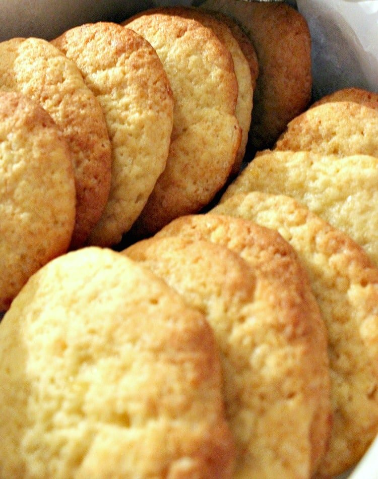 Banana Drop Cookies Theses Are A Light Fluffy Cookie And