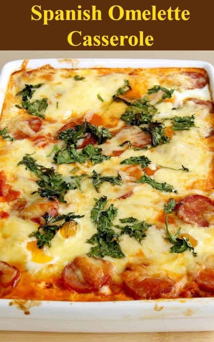 Spanish Omelette Casserole5