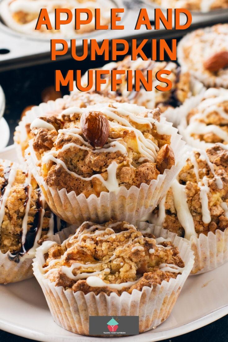 Apple and Pumpkin MuffinsP1