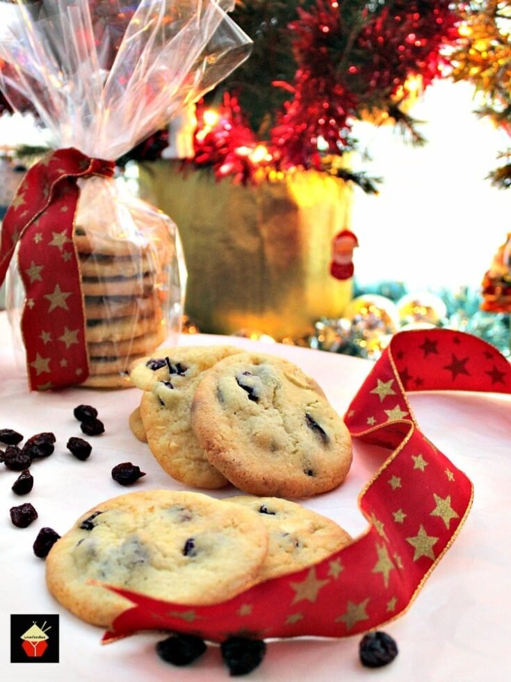 Cranberry and White Chocolate Cookies6