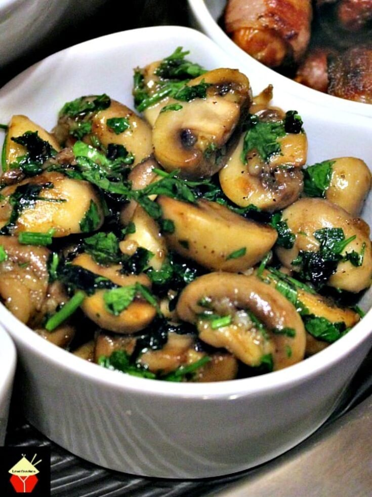 Spanish Garlic Mushroom3