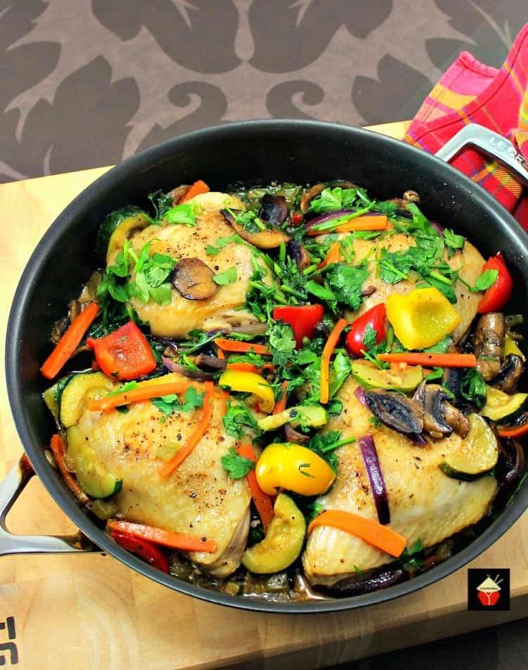 Chicken Skillet Dinner
