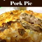 Grandma's Traditional Pork Pie