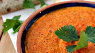 Mojo Picante, Spanish Red Pepper Sauce