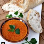 Mojo Picante, Spanish Red Pepper Sauce
