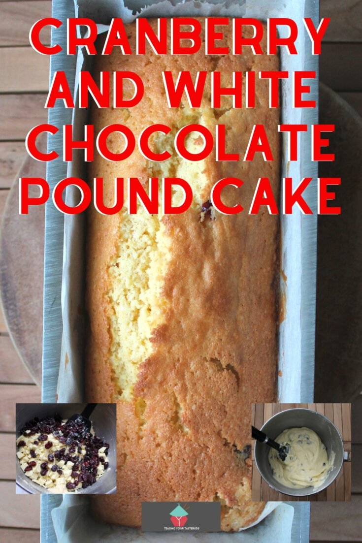 Cranberry and White Chocolate Pound Cakep1