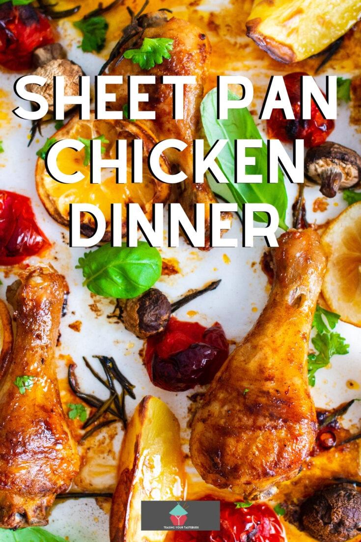 Sheet Pan Chicken DinnerP1