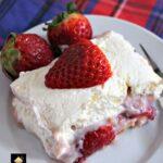 Dreamy Strawberry Dessert