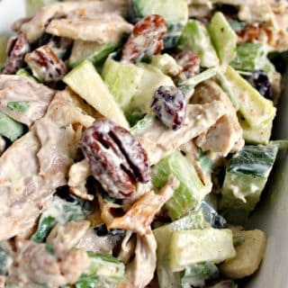 Chicken Party Salad