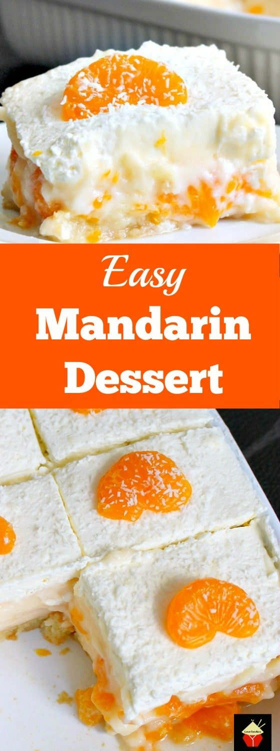 Easy mandarin dessert really is that easy if you like mandarins easy mandarin dessert amazingly easy and so delicious simply out of this world forumfinder Image collections