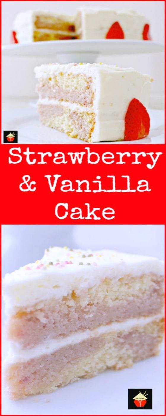 Homemade Moist Vanilla Pound Cake