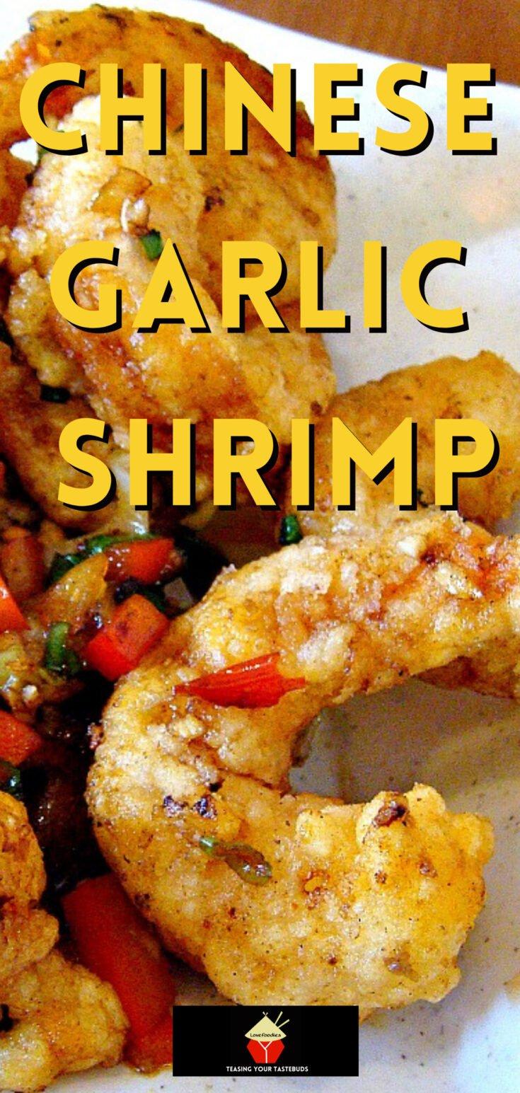 Chinese Garlic ShrimpP1