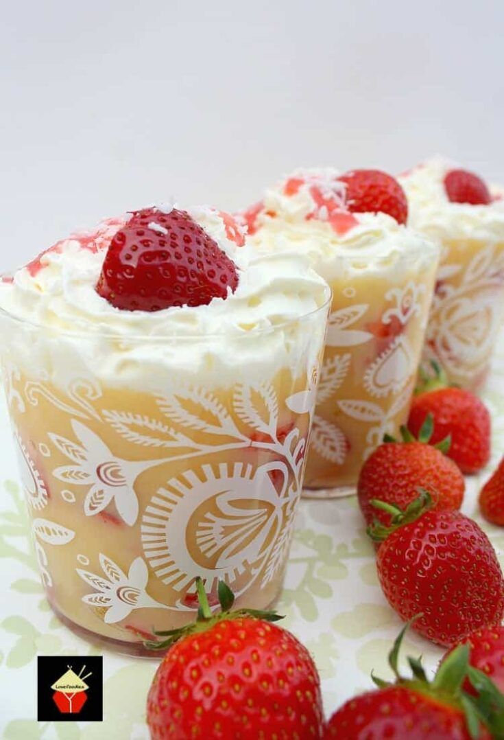 Easy Strawberry Trifle6