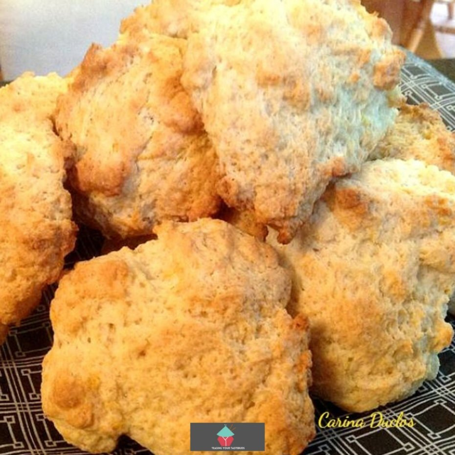 Lemon Scones are very easy to make and go perfect as a tea time snack! Serve warm or cold with some butter and jam or simply eat them as they are fresh from the oven. Yummy!