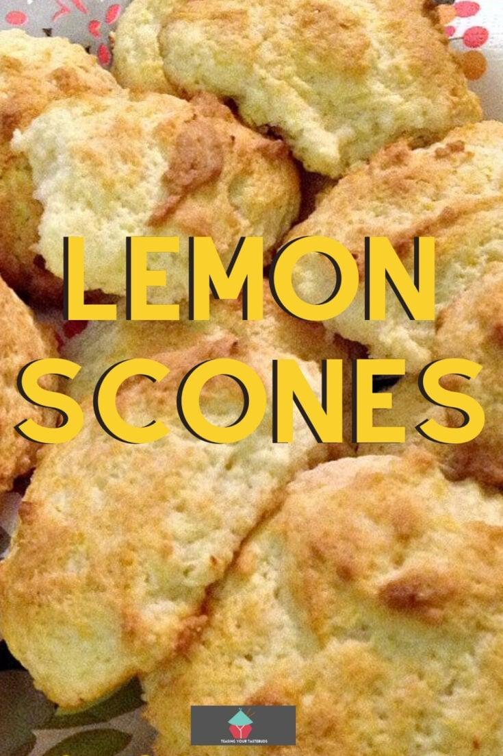 Lemon SconesP1