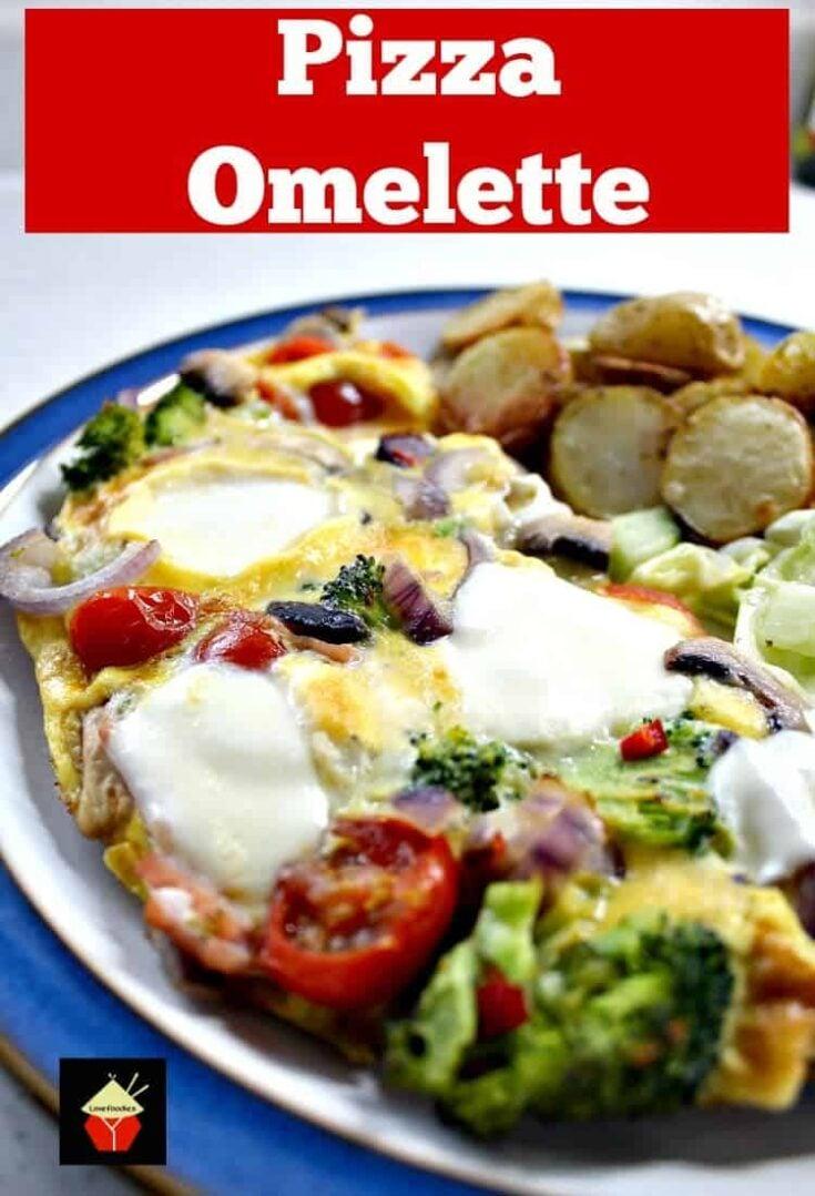 Pizza Omelette2