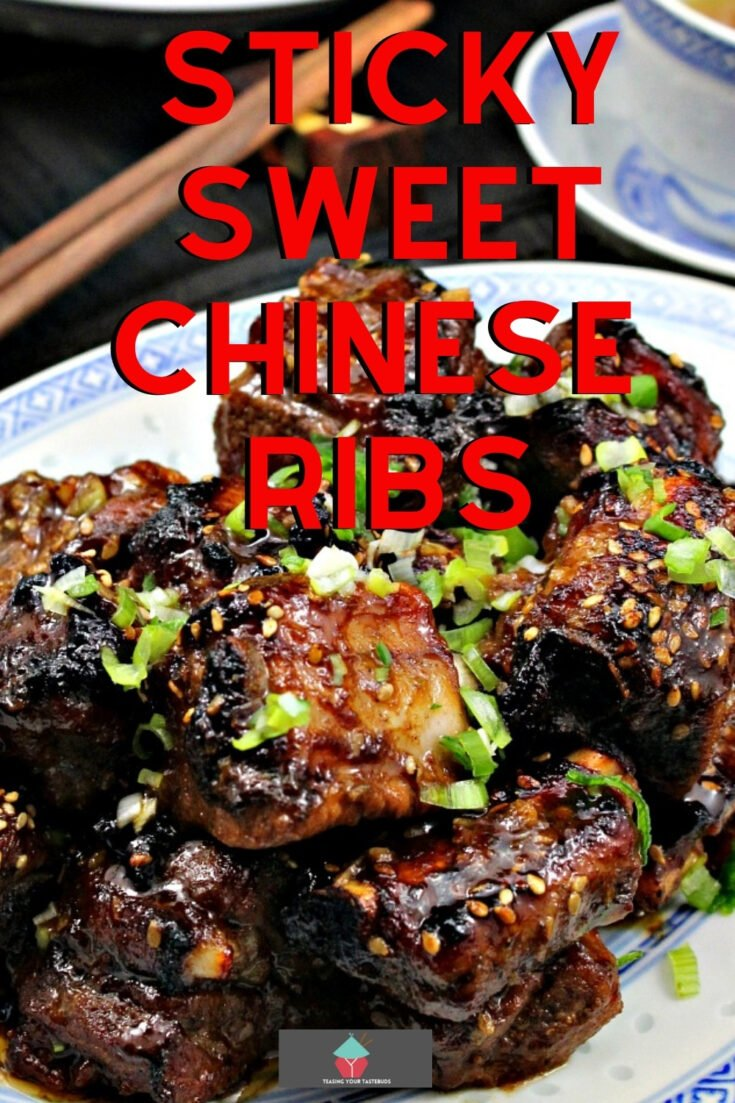 Sticky Sweet Chinese RibsP1