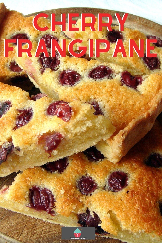 Cherry Frangipane