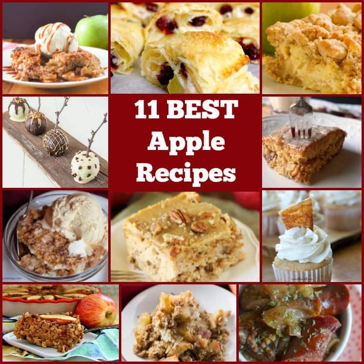 11 Best Apple Recipes
