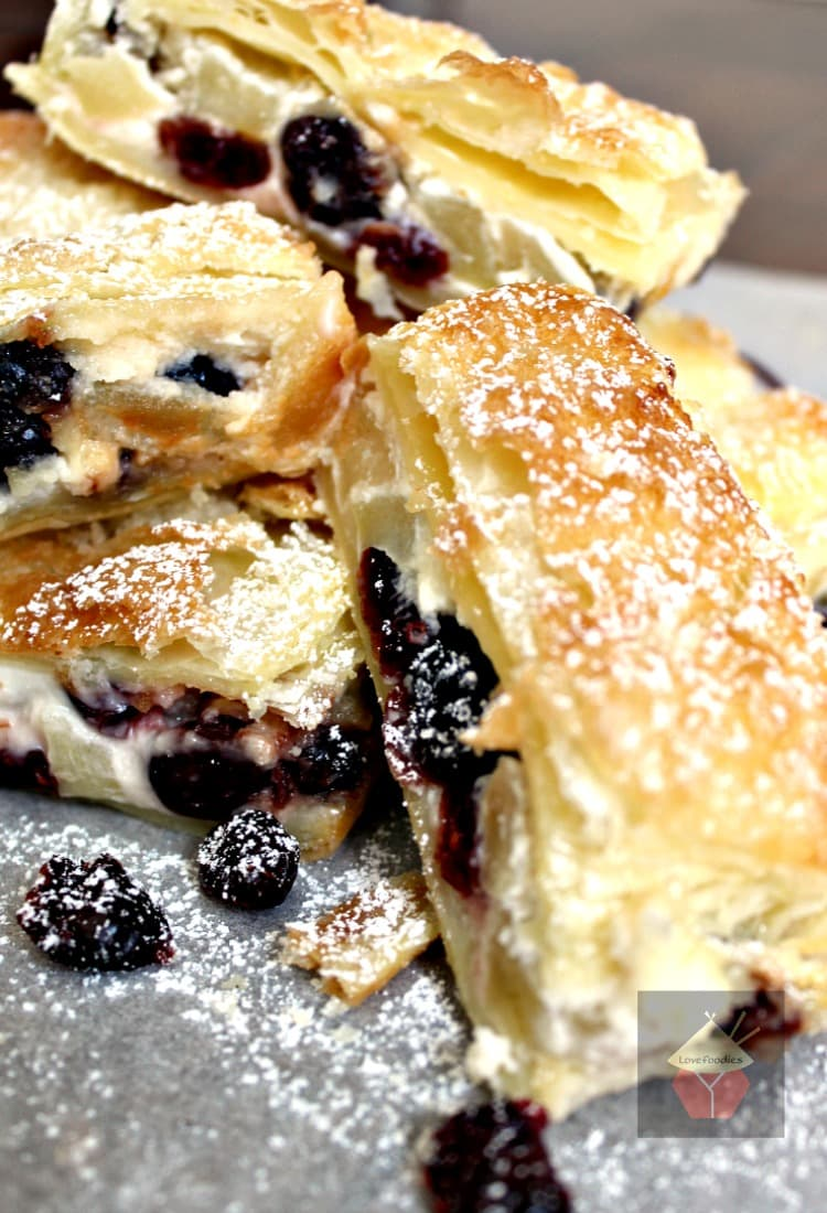 Recipe For Cranberry Cake Roll
