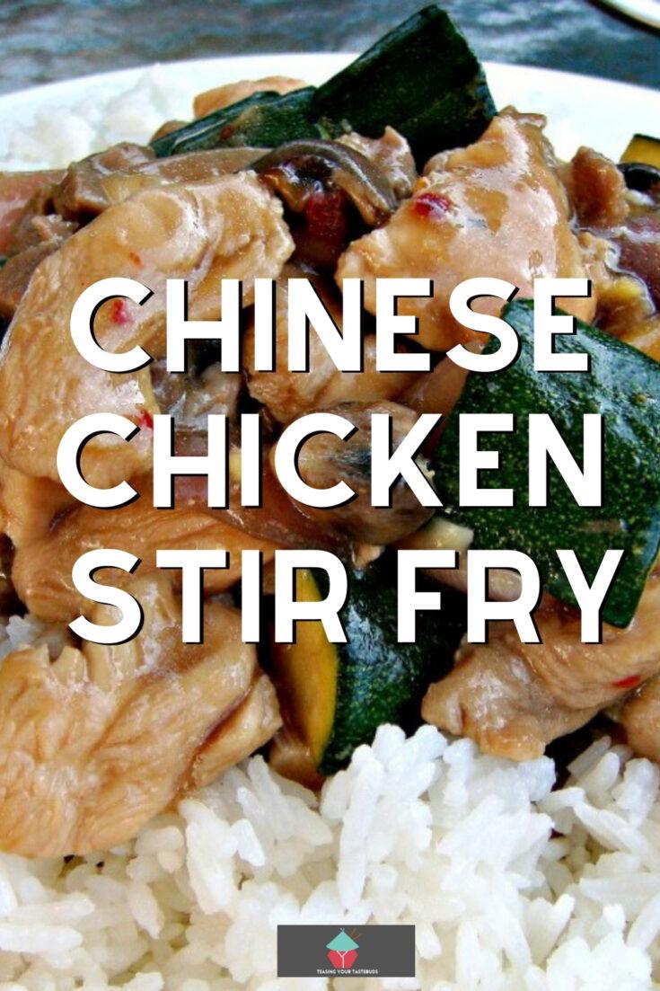 Chinese Chicken Stir FryP1