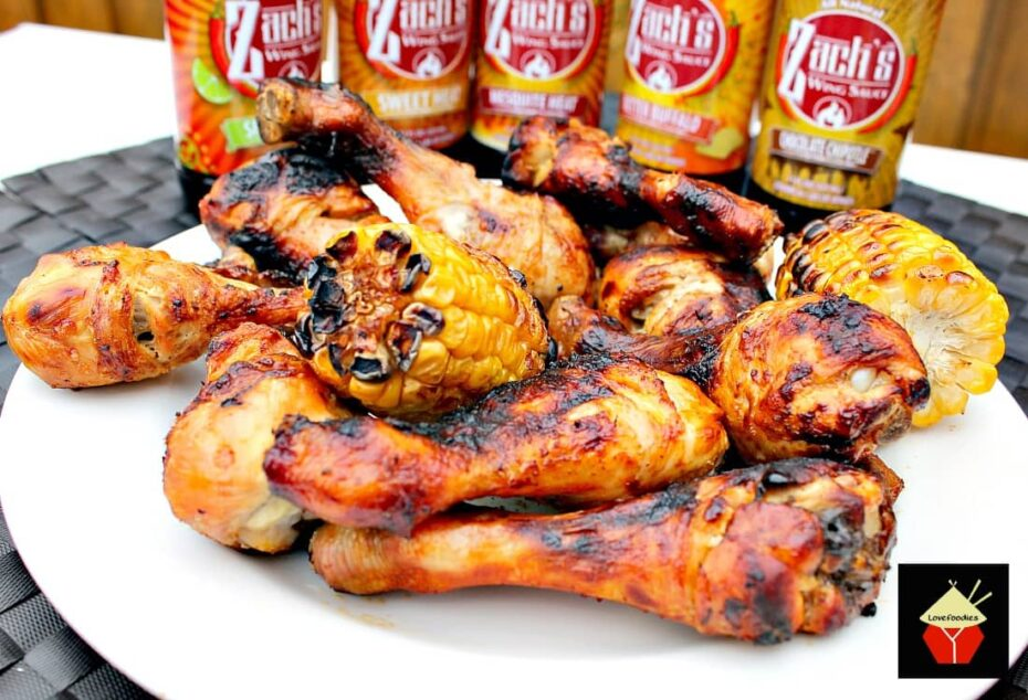 Easy Grilled Chicken using a variety of flavors simply out of this world! Easy marinades, simply spray as you grill!
