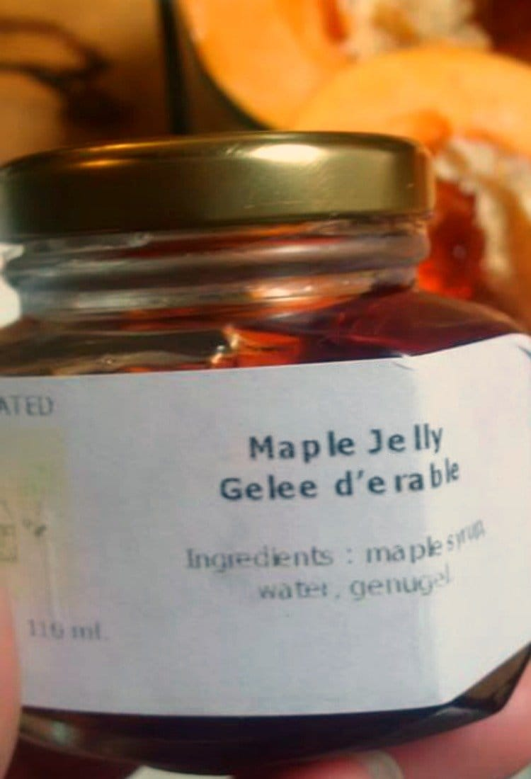 Roasted Maple Jelly Squash is an absolutely delicious starter or side dish and full of the flavors of Fall!