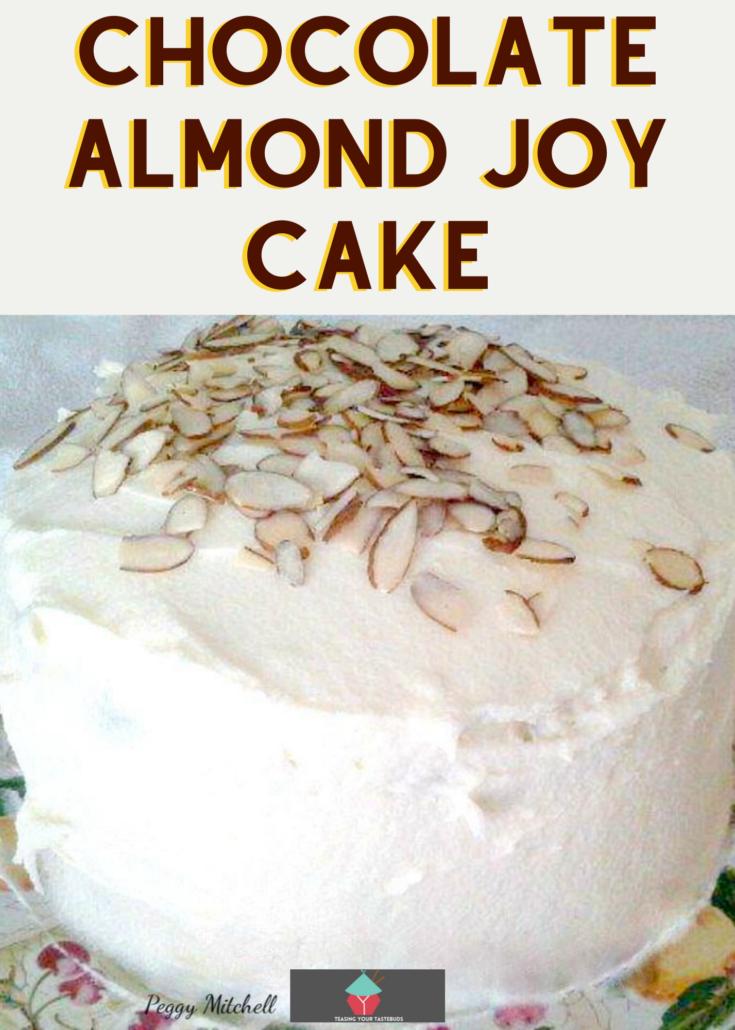Almond Joy CakeH