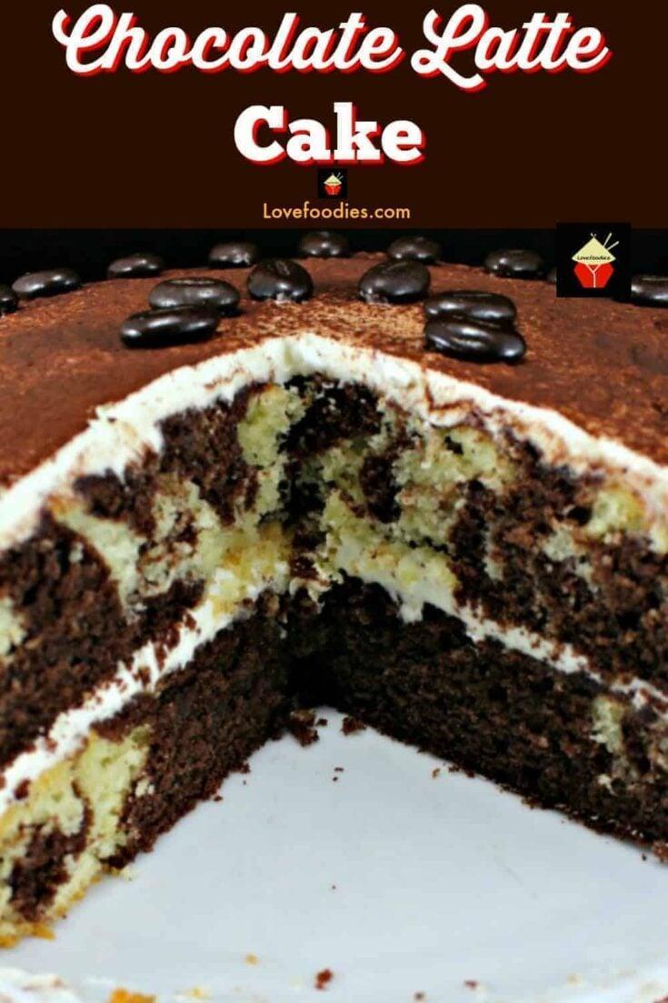 Chocolate Latte CakeP3