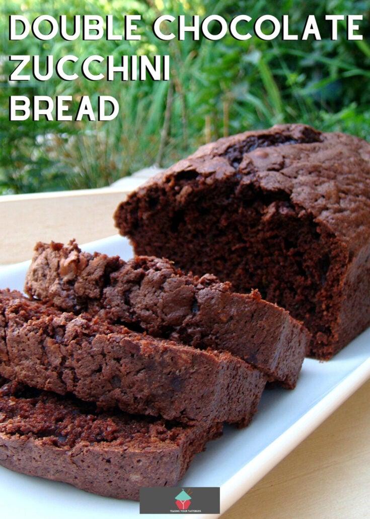 Double Chocolate Zucchini BreadH
