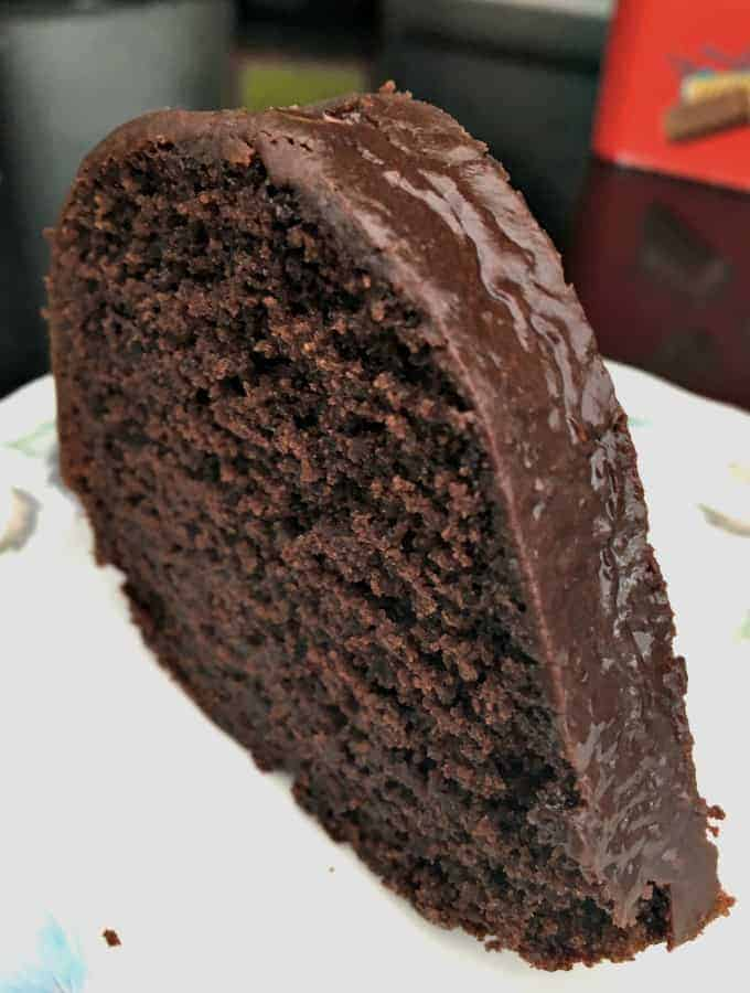 Nanny's Chocolate Fudge Brownie Cake is a keeper recipe! Easy to make and perfect for chocolate lover's.