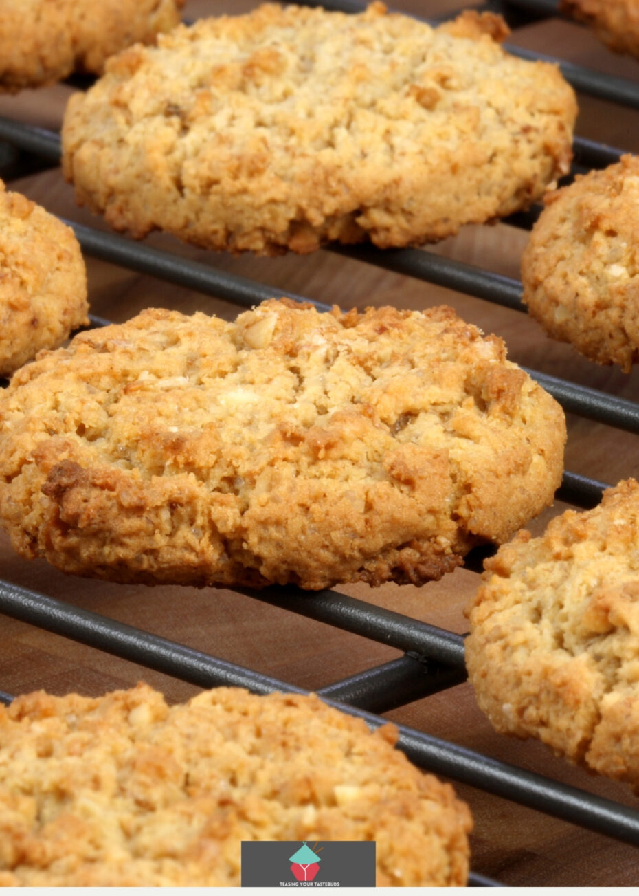 These Oatmeal Butterscotch Cookies are packed full of flavor and incredibly easy to make. Loaded with goodies such as butterscotch and cinnamon, they're always popular and great with a nice cold glass of milk.