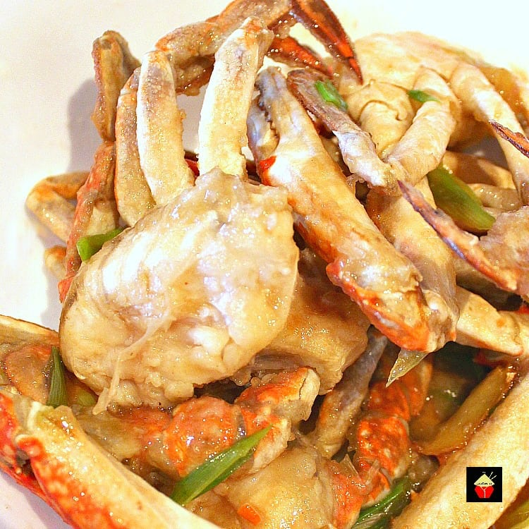 Chinese crab with scallions and ginger a great tasting seafood dish chinese crab with scallions and ginger a great tasting seafood dish full of flavor and forumfinder Gallery