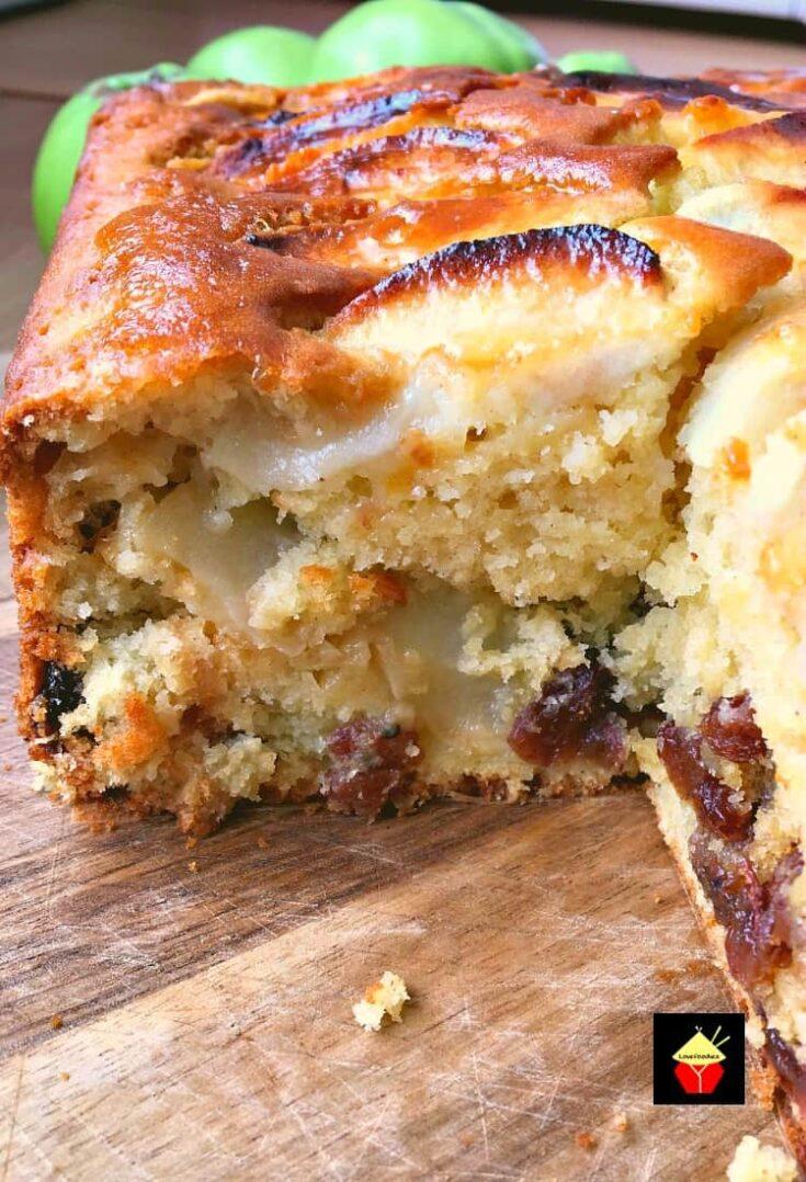 Amazing Toffee Apple Cake9