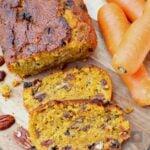 Spiced Pecan Carrot Cake