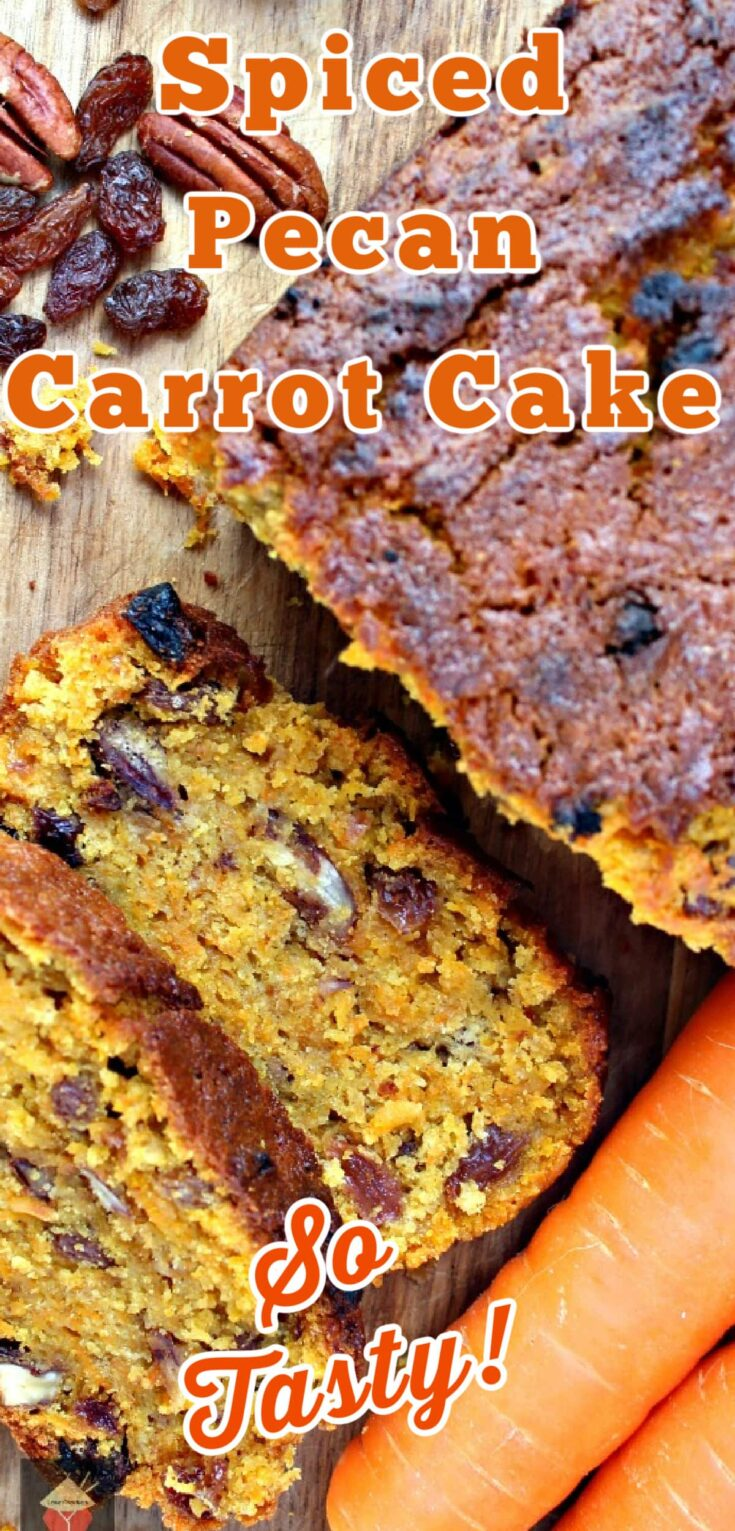 Spiced Pecan Carrot CakeP1