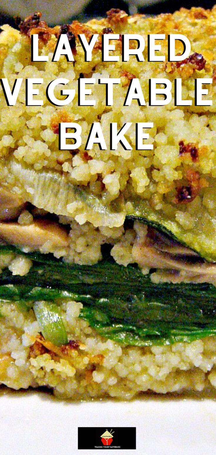 Layered Vegetable BakeP1