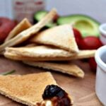 Easy Melba Toast is great for parties and a perfect homemade cracker, perfect for cheese, spreads, dips and cold cuts.